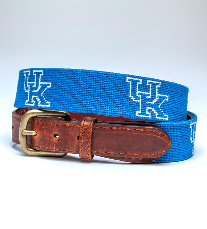 Kentucky Wildcats Belt by Smathers & Branson,KY WILDCAT BELT