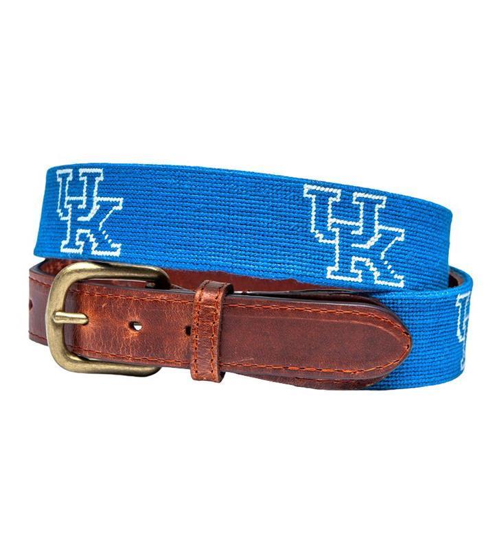 Kentucky Wildcats Belt by Smathers & Branson,KY WILDCAT BELT