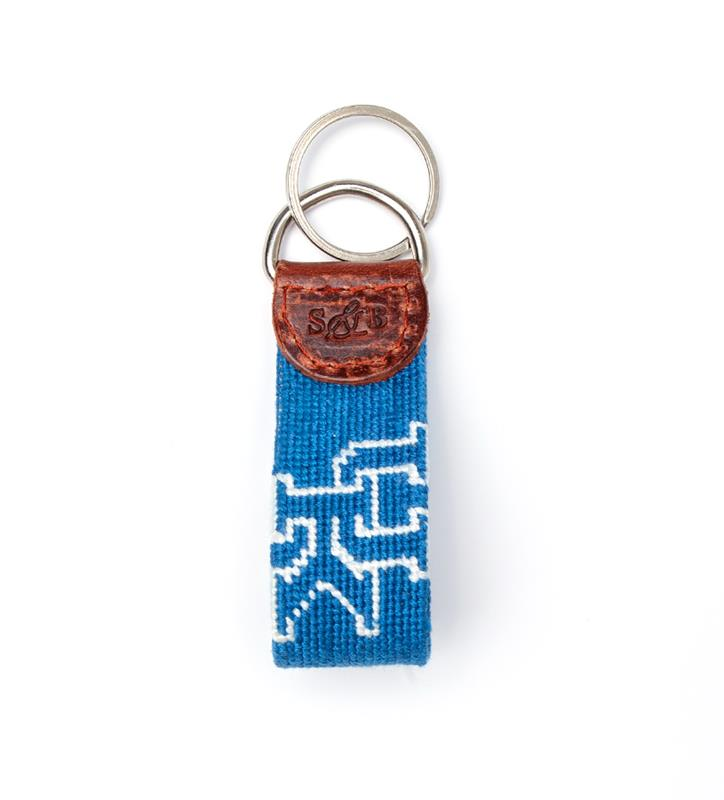 University of Kentucky Key Fob by Smathers & Branson,Smathers & Branson,UK WILDCATS KEY FOB