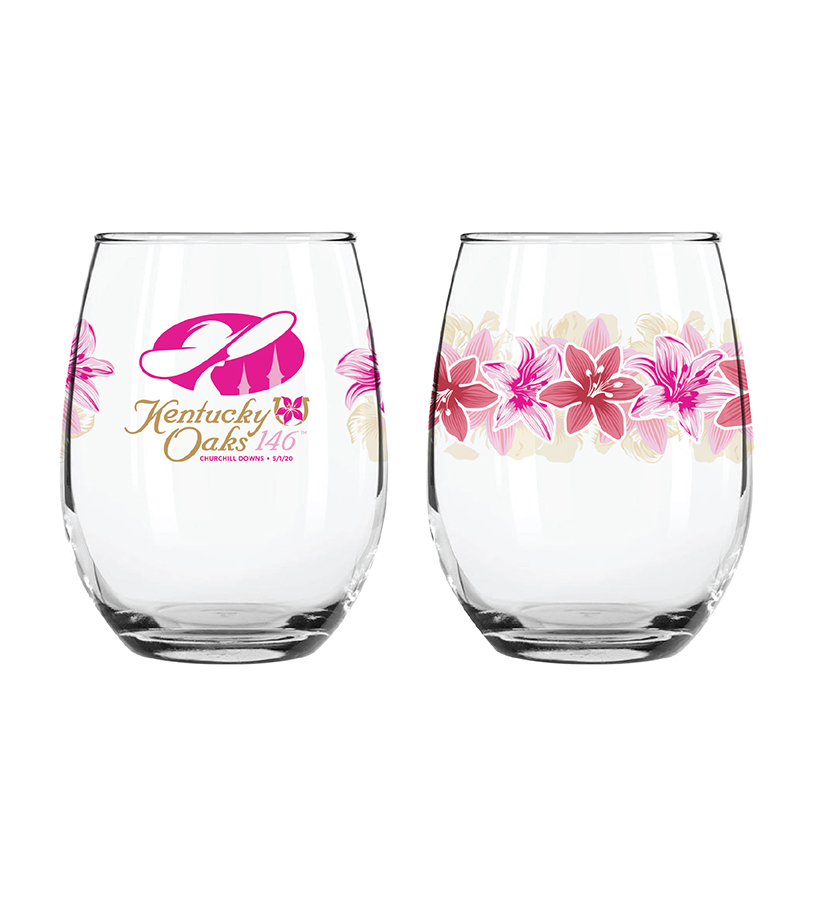 Kentucky Oaks 146 Lily Glass,ER49 KD 146 LILY