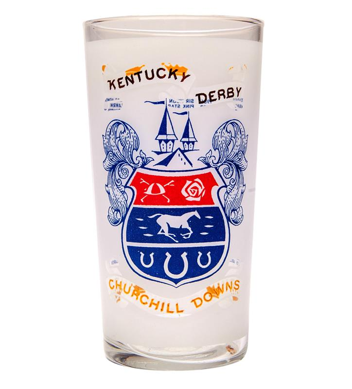 1968 Official Derby Glass,1968 GLASS