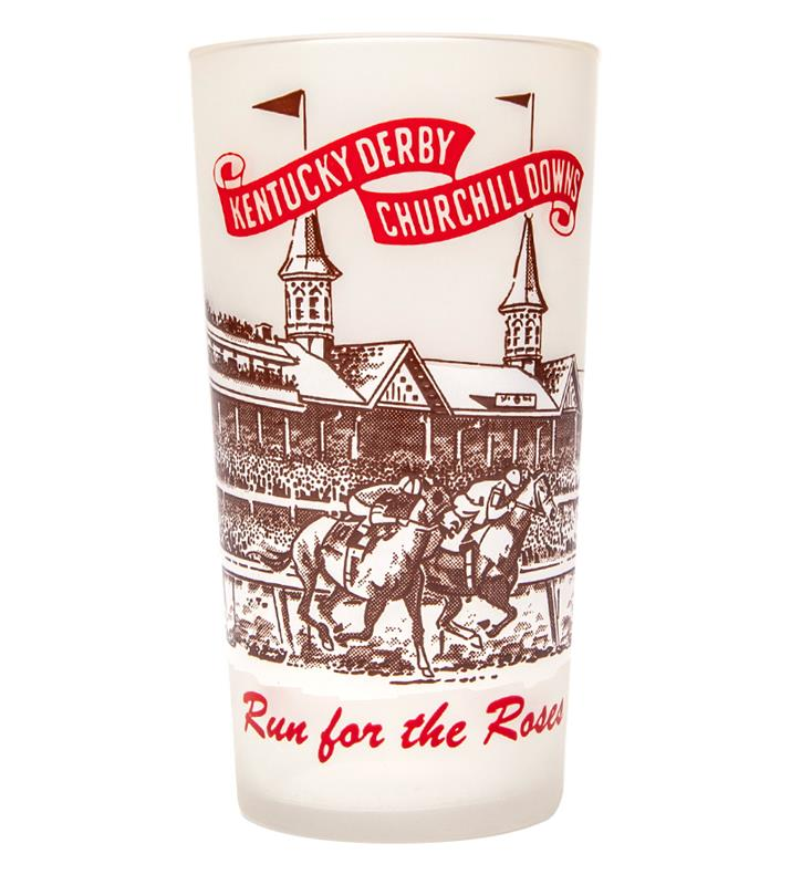 1965 Official Derby Glass,1965 GLASS