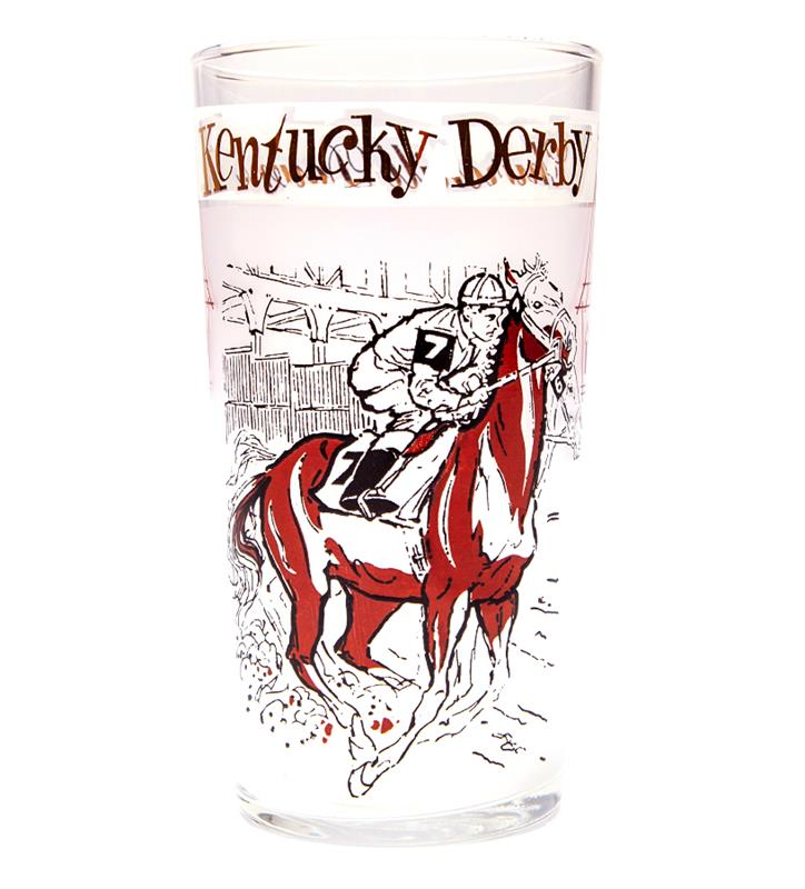 1963 Official Derby Glass,1963 GLASS