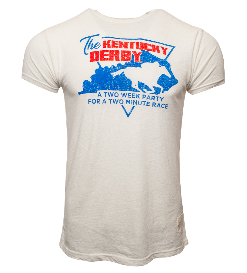 Kentucky Derby Two Week Party Tee