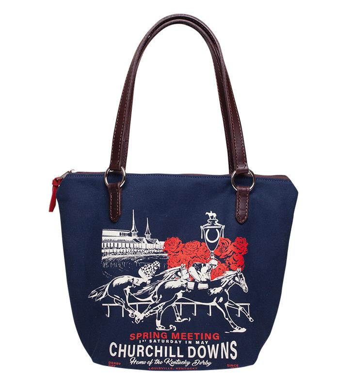Churchill Downs Brunch Bag by Rebecca Ray,Rebecca Ray,RR3106