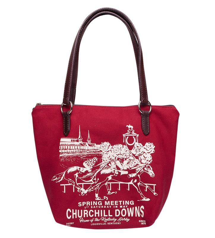 Churchill Downs Brunch Bag by Rebecca Ray,Rebecca Ray,RR3106