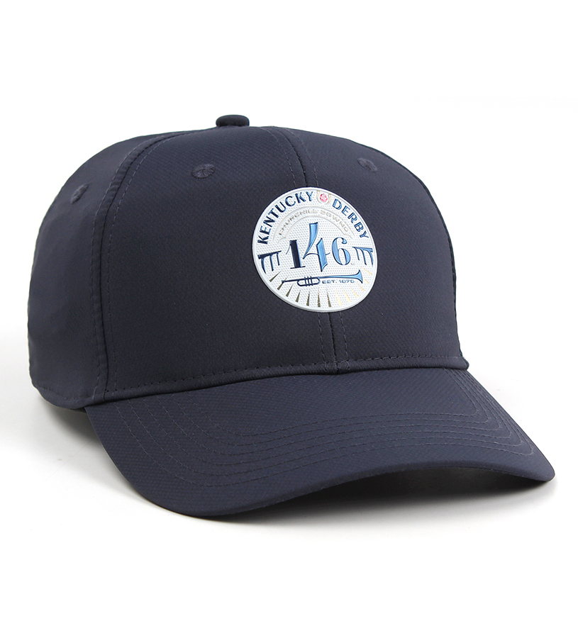 Kentucky Derby 146 Performance Sonic Weld Cap,M14EP2-146LOGO