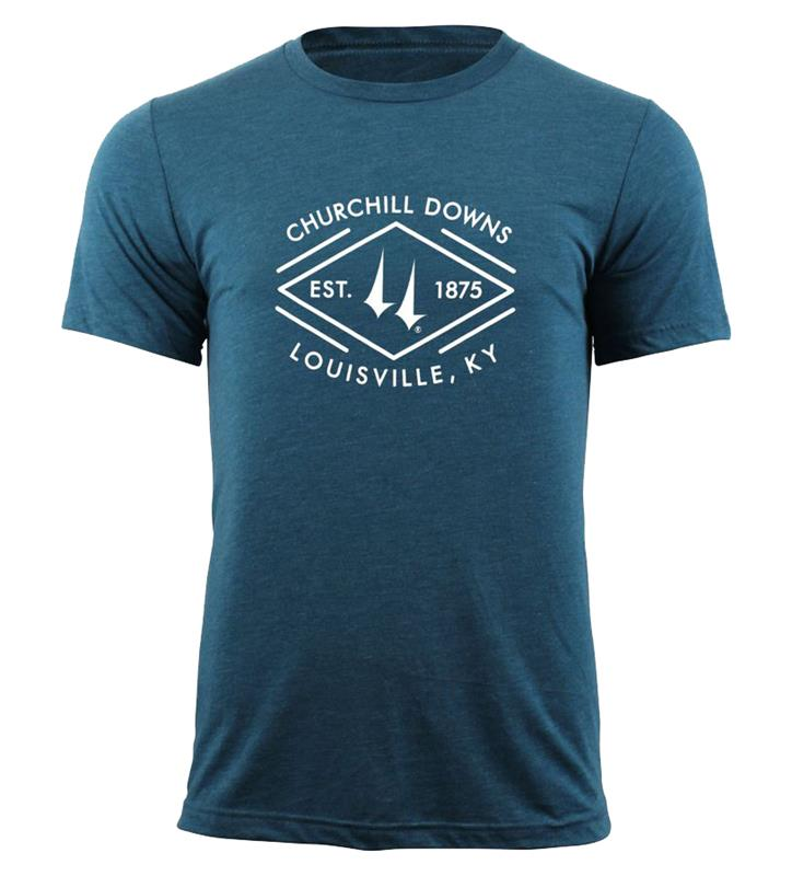 Churchill Downs Diamond Tee,TS57-CSPC-DOWNS#002
