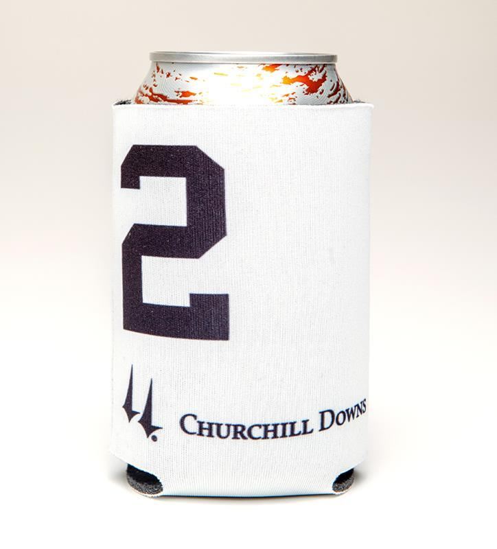 Churchill Downs Post 2 Coozie,123661AB-12115
