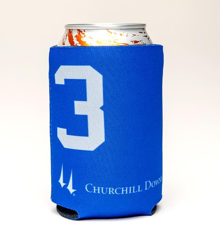 Churchill Downs Post 3 Coozie,123661AC-12115-286