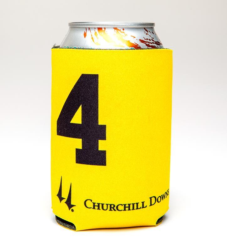 Churchill Downs Post 4 Coozie,123661AD-12115