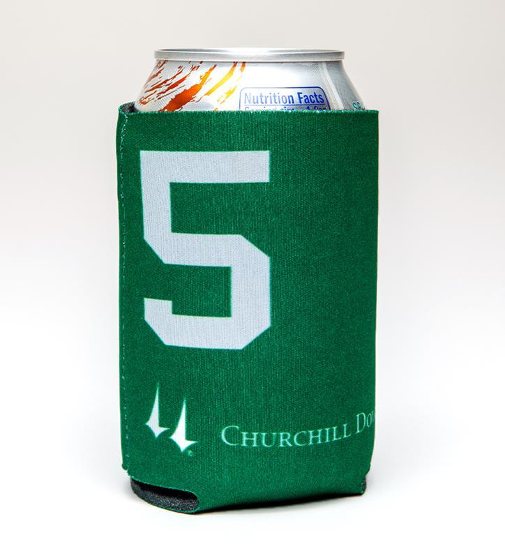 Churchill Downs Post 5 Coozie,123661AE-12115-3435