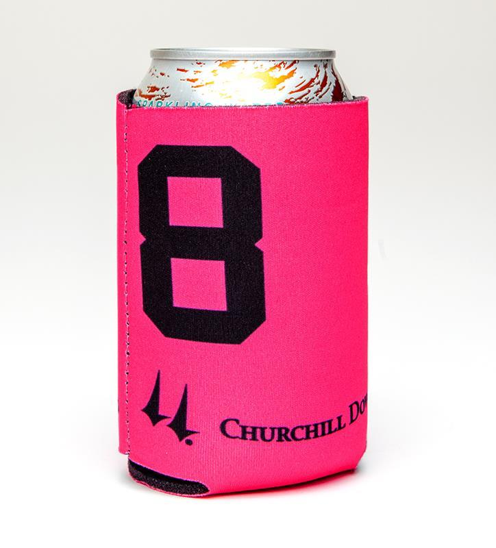 Churchill Downs Post 8 Coozie,123661AH-12115-212