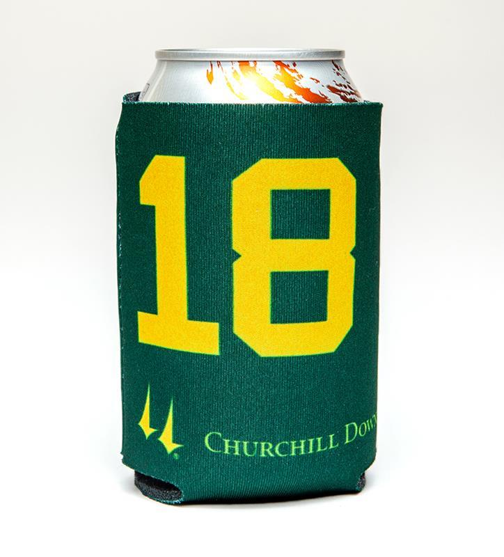 Churchill Downs Post 18 Coozie,123661AK-12115-627