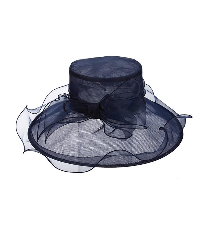 The Annabelle Organza Assortment Pack,LD100-ASST-NAVY