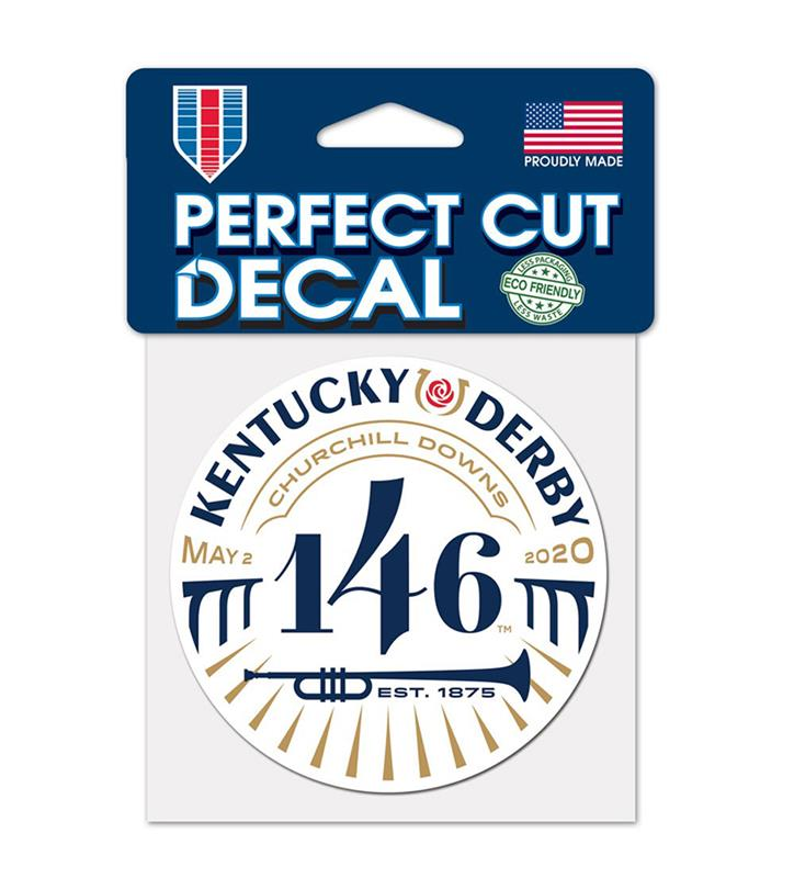 Kentucky Derby 146 Perfect CutDecal,23095320