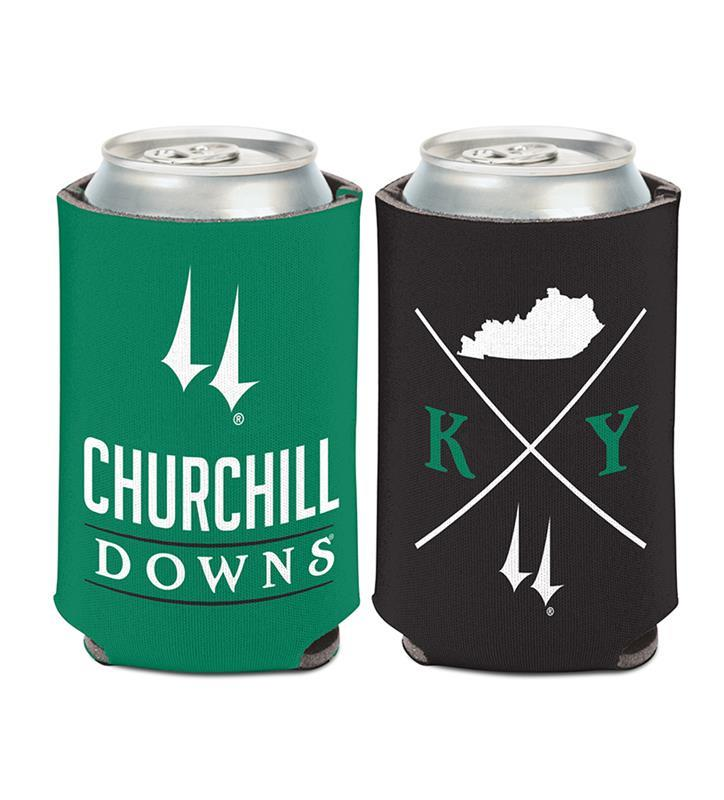 Churchill Downs Hipster Coozie,12115