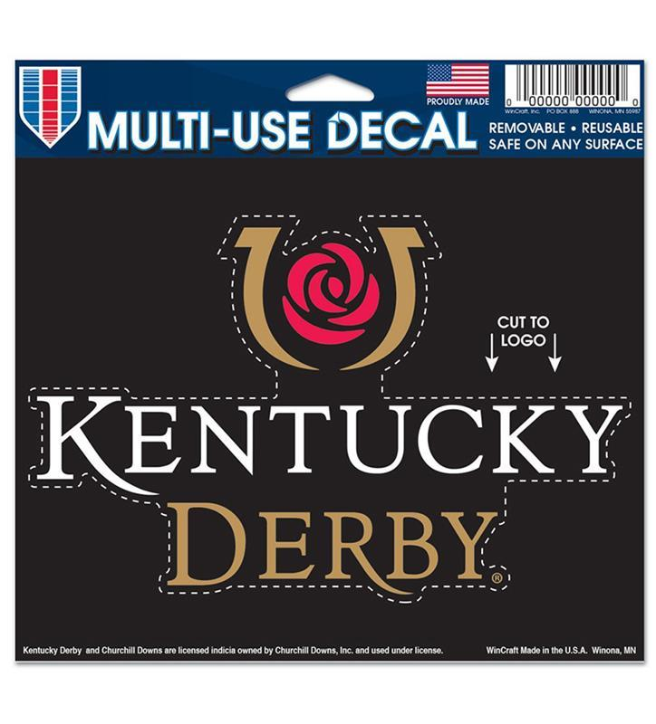 Kentucky Derby Icon Decal,76090118