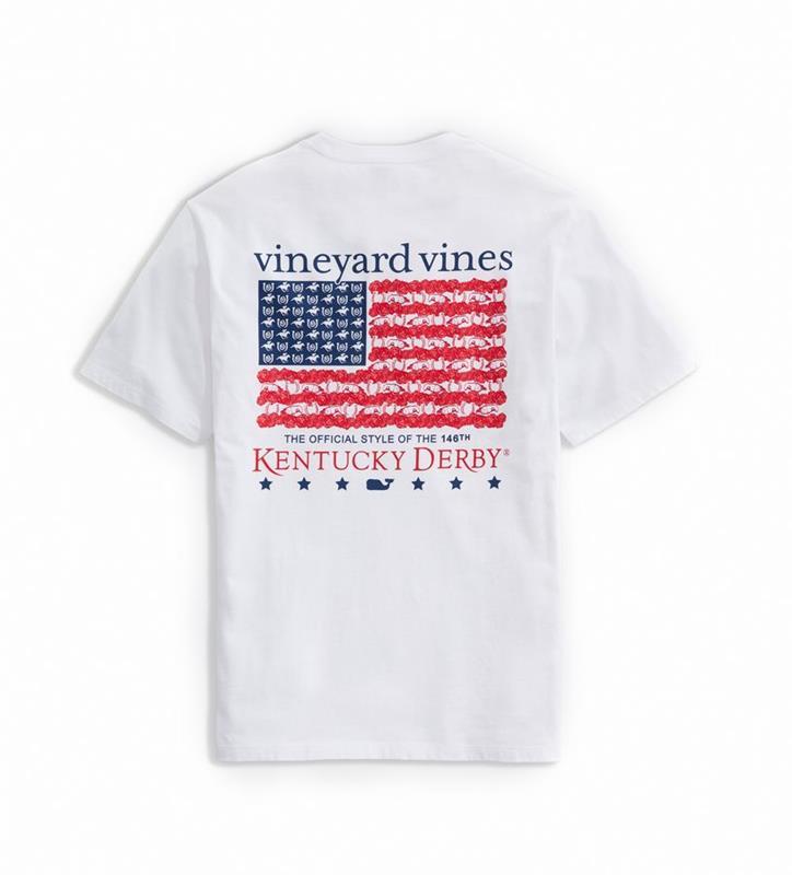 2020 Flag Tee,Vineyard Vines,1V011251