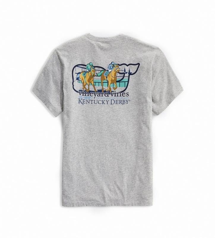 2020 Racing Whale Tee,Kentucky Derby 146-2020 Vineyard Vines Collection,1V011262